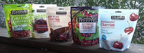Stoneridge Orchards Cherries