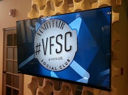 Pre-Oscars Vanity Fair Social Club #VFSC