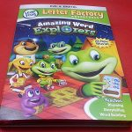 Leapfrog: Amazing Word Explorers DVD