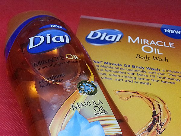 Dial Miracle Oil Body Wash Mama Likes This