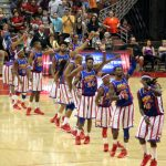 Harlem Globetrotters – Honda Center – Orange County, California