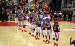 Harlem Globetrotters - Honda Center - Orange County, California