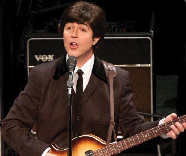 Rain: Beatles Experience