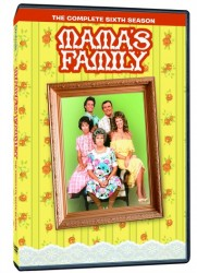 Mama's Family Season 6 DVD Set