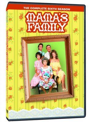 Giveaway – Mama's Family Season 6 DVD Set – 5 Winners – Ends 3/1/15