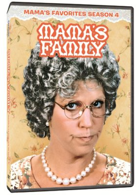 Mama's Family: Mama's Favorites Season 4 DVD