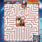 Free Russell Madness Printable Maze