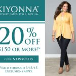 New Plus Size Dresses at Kiyonna