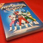 Power Rangers Lost Galaxy DVD Set