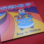 The Little Blue Bus Children's CD