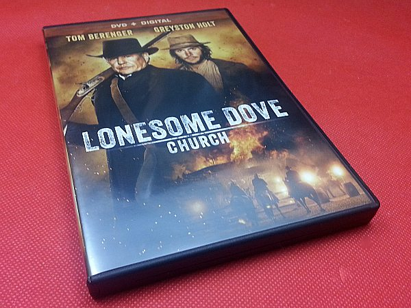 Lonesome Dove Church DVD