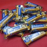 Balance Bar Caramel Nut Blast Bars