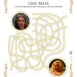 Printable Disney Cinderella Maze