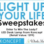 Light Up Your Life Sweepstakes – EXPIRED