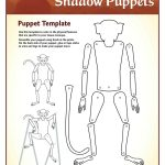Free Printable Disney Monkey Kingdom Printable Shadow Puppet Craft