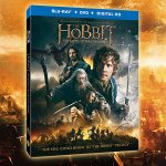 The Hobbit The Battle of The Five Armies Blu-ray DVD Combo