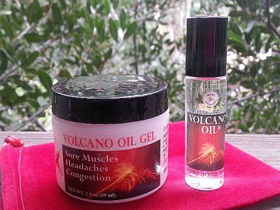 Maui Excellent Volcano Oil Gift Set