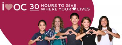 I Heart OC Giving Day