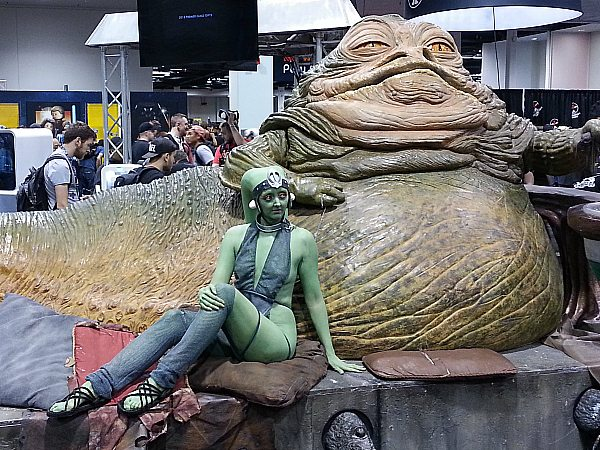 Cosplay at Star Wars Celebration