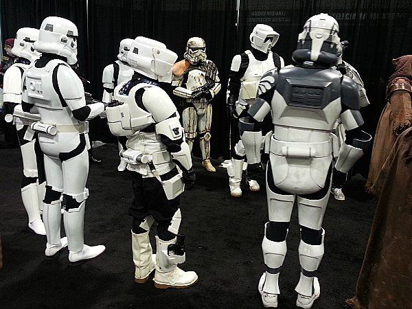 Cosplay at Star Wars Celebration