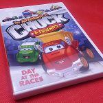 The Adventures of Chuck & Friends: Day at The Races DVD