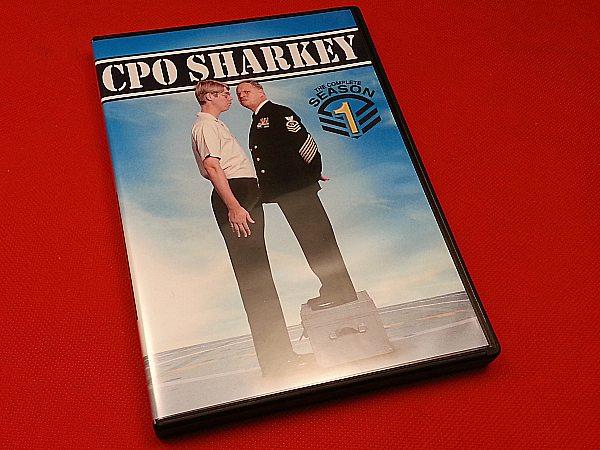 CPO Sharkey Season 1 DVD Set
