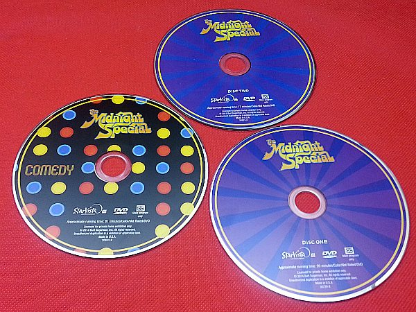 The Midnight Special DVD Set