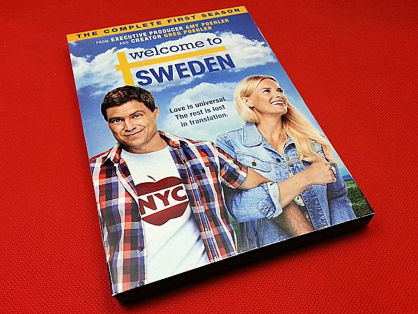 Welcome to Sweden Complete First Season DVD Set
