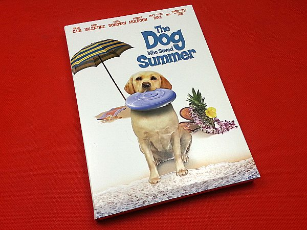 The Dog Who Saved Summer DVD