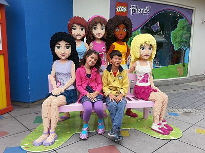 Heartlake City is Now Open at Legoland California