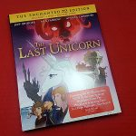 The Last Unicorn: The Enchanted Edition Blu-ray DVD Combo