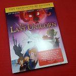 The Last Unicorn: The Enchanted Edition Blu-ray DVD Combo