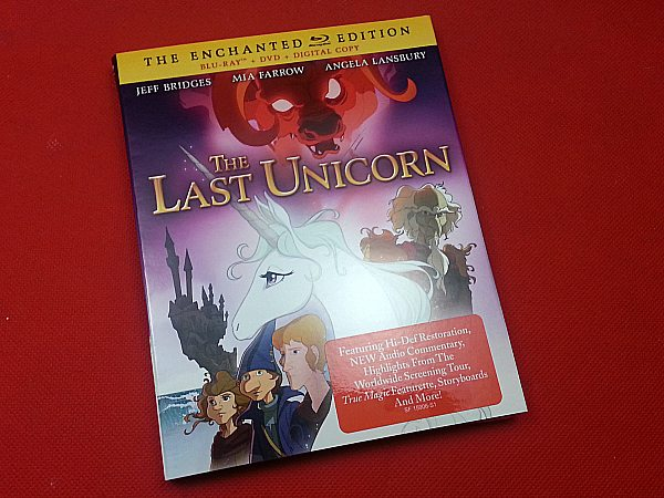 The Last Unicorn: The Enchanted Edition
