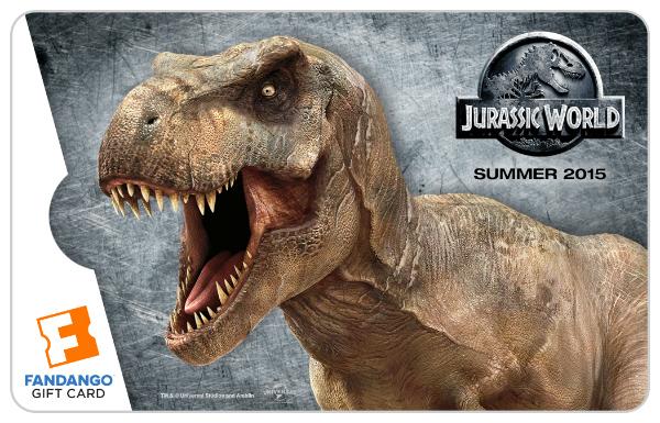 Fandango Jurassic World