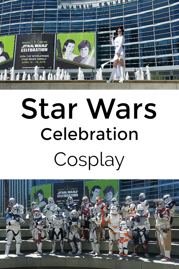 Star Wars Celebration Cosplay - Anaheim California Fan Event