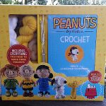 Peanuts Snoopy Crochet Kit