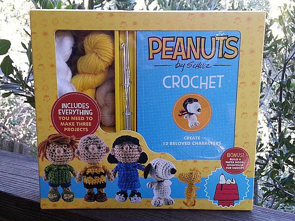 Snoopy Crochet Kit