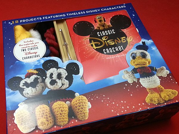 Disney Classic Crochet Kit