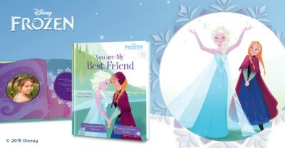 Frozen Dream Vacation Sweepstakes