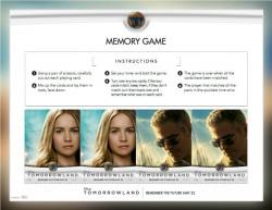 Free Printable Disney Tomorrowland Memory Game