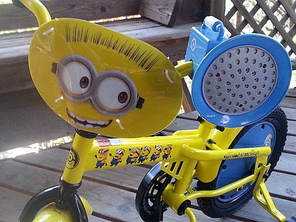 Dynacraft Minion Bike Mama Likes This