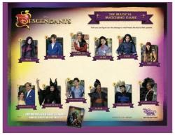 Free Disney Descendants Magical Matching Game
