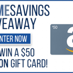 $50 Amazon Gift Card Giveaway – EXPIRED