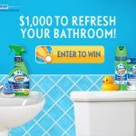 Scrubbing Bubbles $1,000 Sweepstakes – EXPIRED