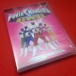 Power Rangers Lightspeed Rescue DVD Set