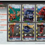 Free Printable Dinotrux Trading Cards