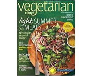 Free Vegetarian Times Subscription – EXPIRED