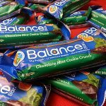 Balance Bar for International Chocolate Day