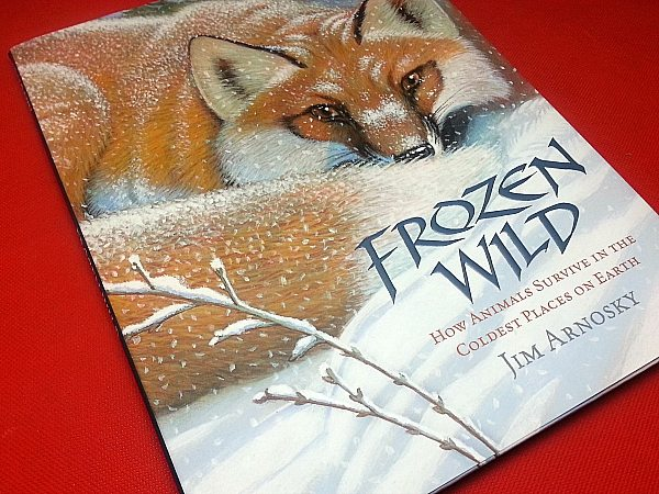Frozen Wild Children's Book