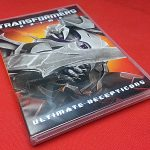 Transformers Prime: Ultimate Decepticons DVD